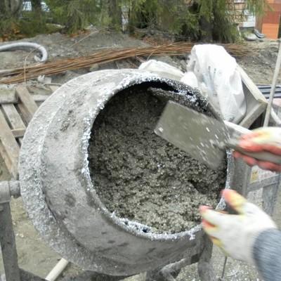 Изготовление бетона фото